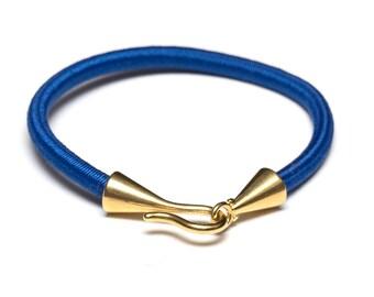 Single Wrap Bungee Cord Bracelet