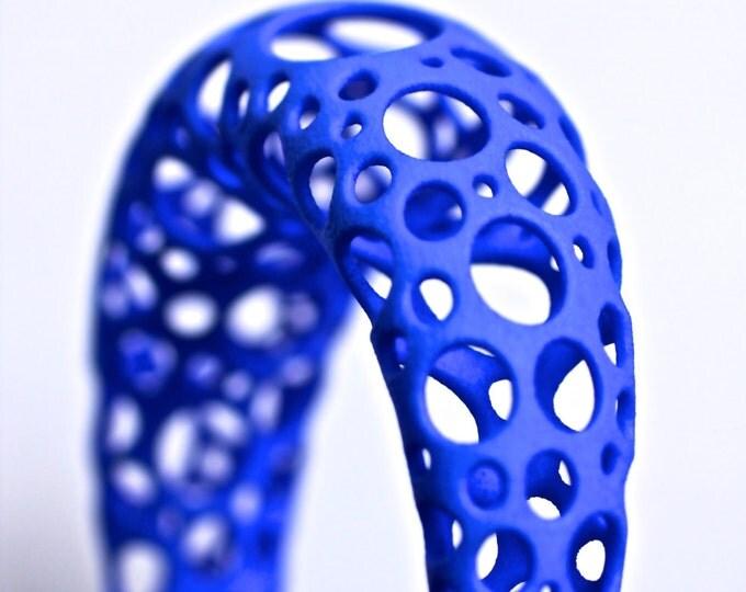 """Lacuna"" Bangle in Blue"