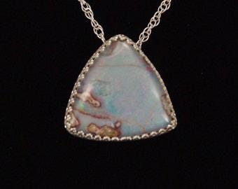 Idaho Opal Pendant