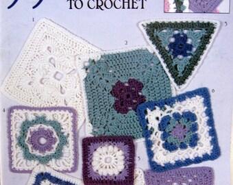 Puff Stitch Afghan Etsy