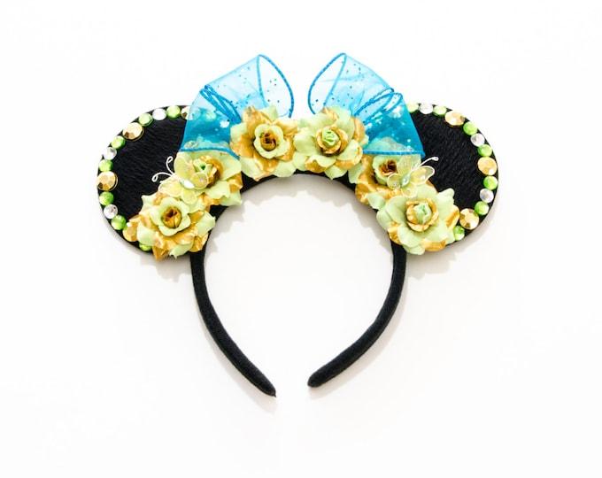 Pixie Mouse Ears Headband