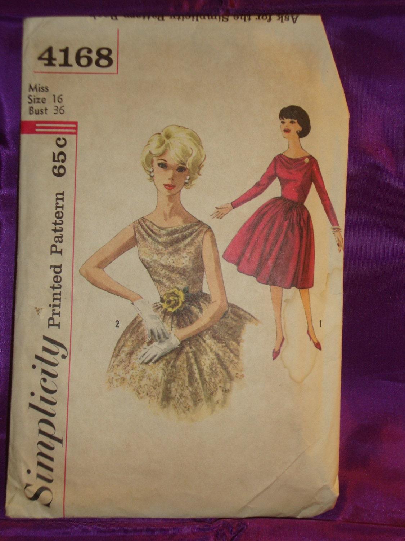 5eae626531 Dress Pattern Fitted Bodice Full Skirt - Gomes Weine AG