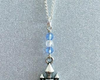 Castle Necklace