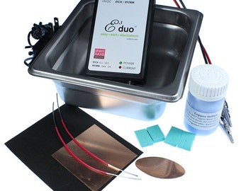 E3 Electronic Etching Kit (ET1065) (UPS)