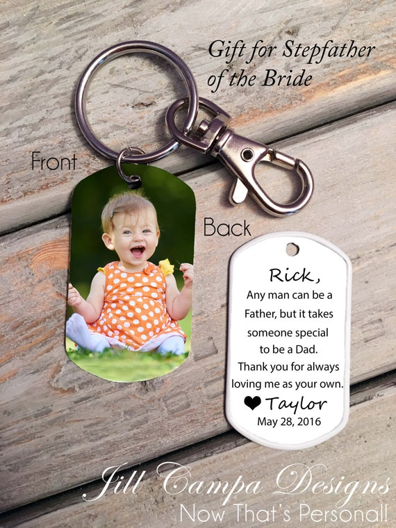 Wedding Gift For Mom And Stepdad : ... gift for Stepdad, Step DadWedding gift for Father of the Bride