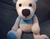 Amigurumi Teddy Bear | Made to Order