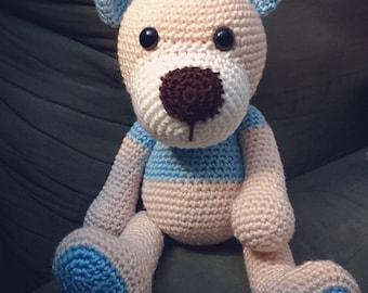Amigurumi Teddy Bear | Made to Order