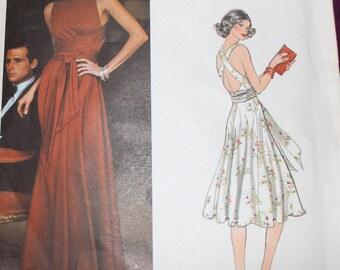 Vogue 1228 American Designer Jerry Silverman size 12 Uncut