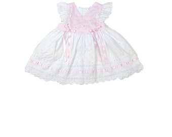 Vintage Baby Girl's Dress / 12 months