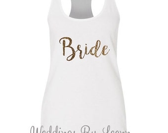 Bride Tank Top, Future Mrs Tank Top, Racer Back Tanktop, Future Mrs Shirt, Bridal Tank Top, Bachelorette Tank Top