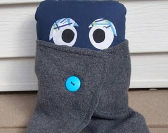 Nightmare Buddy-Monster Plush-Free Shipping-Handmade-Custom