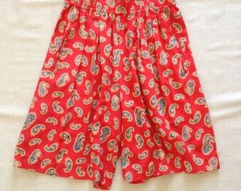 Liz Claiborne high-waisted shorts