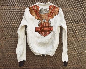 Rare Harley Davidson / AMF deadstock windbreaker