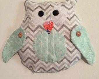 Owl Heating Pad
