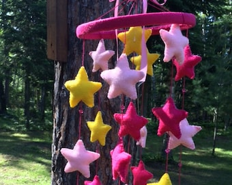 Starry, Starry, Night Mobile - Felt