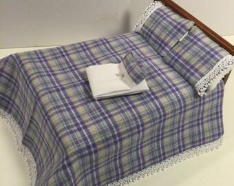 pastel lace bedding etsy. Black Bedroom Furniture Sets. Home Design Ideas