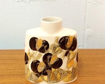 Danish Modern Ceramic Vase by Ellen Malmer for Royal Copenhagen