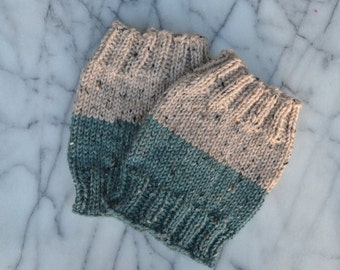 Two-in-One Boot Cuffs