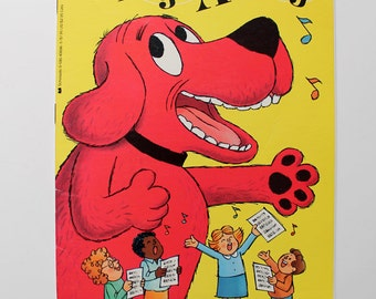 Clifford's Sing Along Book 1987