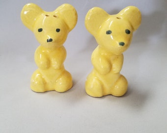 Mice Salt and Pepper Shakers (908)