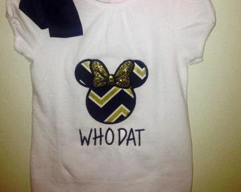 Custom Minnie Shirt