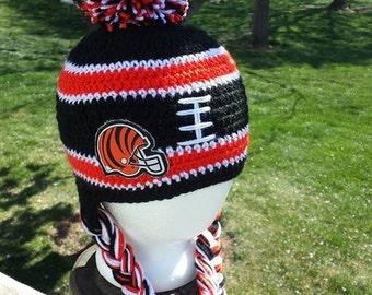 Cincinnati Bengals Hat, Cincinnati Bengals Beanie, Cincinnati Bengals Men, Cincinnati Bengals Women, Cincinnati Bengals Kids, Bengals Baby