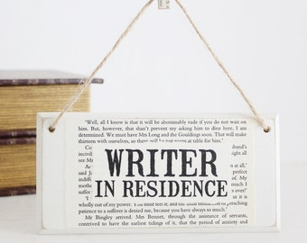 Gifts for writers etsy negle Gallery