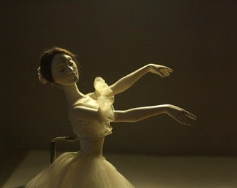 "Bjd Doll GISELLE (New collection ""Ballet"")"