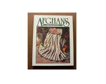 Afghans for All Seasons: Crochet Treasury Series (Hardcover), First Edition (1993)