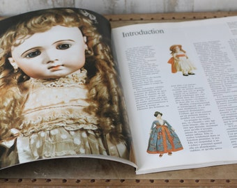 Dolls collection - book collectors - old dolls - book on dolls-