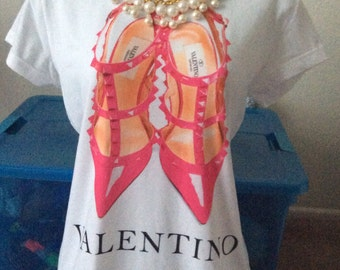 Fashion Valentino t-shirt
