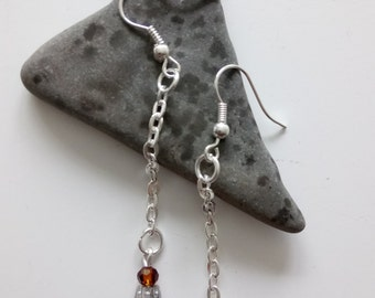 Modern Dangle and Drop Earrings