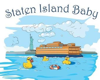 Staten Island Ferry Baby
