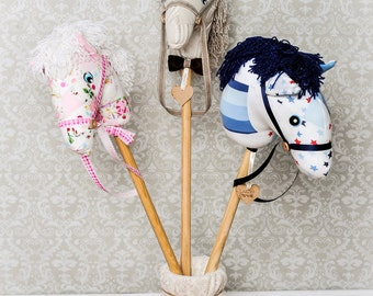 Hobby Horse Made from sentimental clothing
