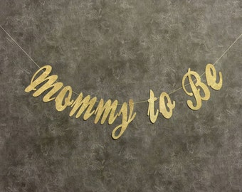 Baby Shower Decorations, Baby Shower Banner, Oh Baby Baby Shower Decorations, Glitter Banner, Baby Shower Garland, Heaven Sent