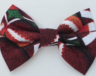 Football Bow Tie - All Sizes