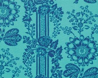 SALE 1 yard - Happy Land by Jennifer Paganelli - Candice JP068 Blue