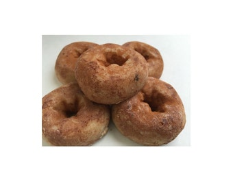 Sugared Cinnamon Doughnut Wax Tarts - Candle Melts - Wax Melters