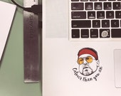 The Big Lebowski Vinyl Laptop Sticker | Phone Decal