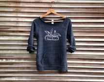 bestie bunnies Sweatshirt, Rabbit Shirt, Easter Gift, S,M,L,XL,2XL