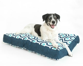 Large Dog Bed. Washable Dog Bed. Tough Dog Bed. Dog Bed Cover. Luxury Bed. Handmade Pet Bed. Waterproof Dog Bed. Dog Gift. Charlie Cushion