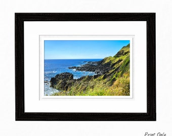 Landscape Photography Wall Art Prints Coastal Decor Hawaii Beach Photography Nature Wall Art Fine Art Photography Seascape Greeting Cards