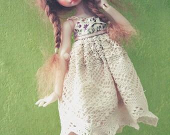 Lace dress blue version - Appi