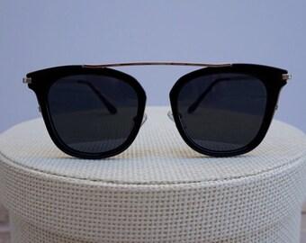 Ruby Women's Sunglasses - Black Frames - Black Lenses