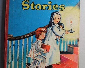 365 BEDTIME STORIES by Whitman Publishing c. 1935