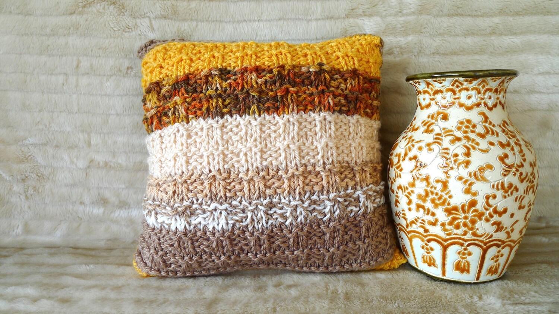 Coj n decorativo hecho a mano cojines para sof s cojines - Cojines de lana ...