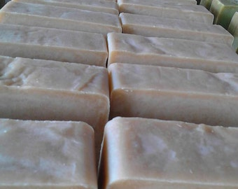 Rhassoul Clay Shampoo Bar/Natural/Home Made/Hand Made/8oz