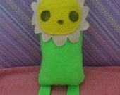 Flower Dylin Stuffed Plushie Animal