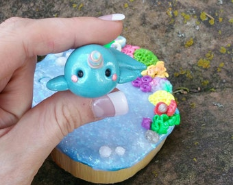 Candy Corral Kawaii Narwhal