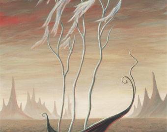 The Ghost Sea Fine Art Print